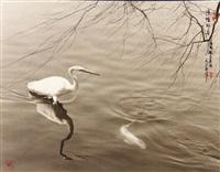 pond, china by don hong-oai