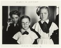 children in leningrad by duane michals
