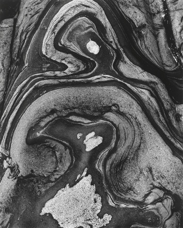 selected abstract images 4 works by brett weston