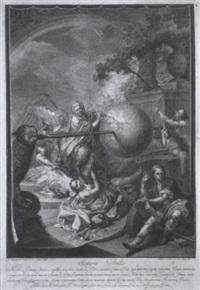 satyra vestalis by cristoforo dall' acqua