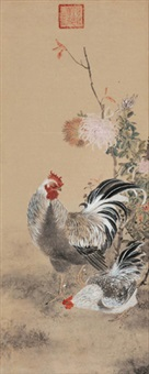 大吉图 by empress dowager cixi