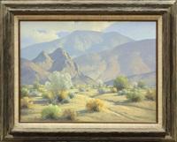 desert ranges by karl albert