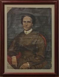 portrait of a lady by william matthew prior