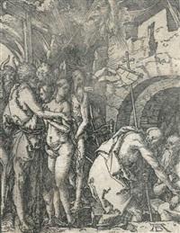 christus in der vorhölle by albrecht dürer