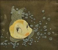 cleo (from pinocchio) by walt disney