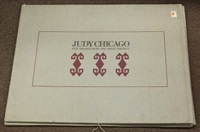 five images from the birth project (portfolio w/5 works) by judy chicago