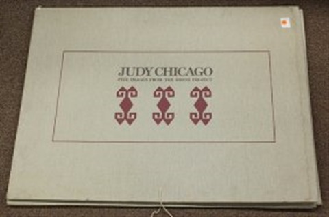 five images from the birth project portfolio w5 works by judy chicago