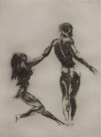 untitled from the couples portfolio by eric fischl