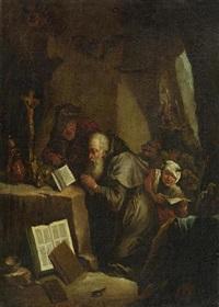 eremit by thomas van abshoven