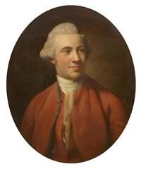 portrait of a gentleman by joshua reynolds