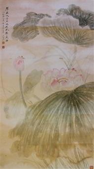lotos by wu hufan