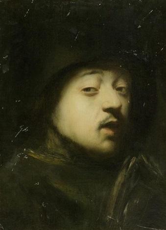 selbstbildnis rembrandt by rembrandt van rijn