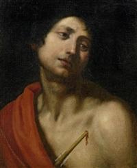 heiliger sebastian by cesare dandini
