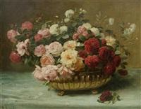 rosenbouquet by alexis kreyder