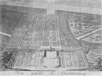 vüe generale de charlottenbourg by martin engelbrecht