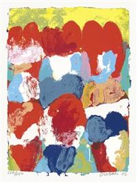 tulpen (3 works) by jan cremer