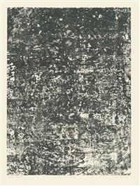 mur écaillé by jean dubuffet