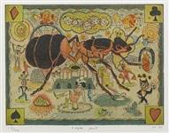 vegas ant by tony fitzpatrick