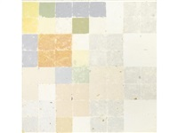 untitled #157 from pacific coast series by kenneth noland