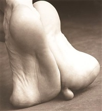 untitled (feet) by blake little