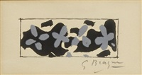 untitled, from passionné by georges braque