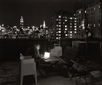 on the roof, wednesday april 5th, 8:36-9:04pm by matthew pillsbury