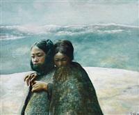 姐妹 (sisters) by luo fahui