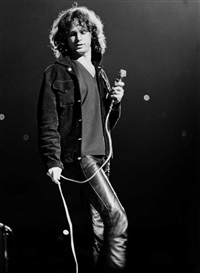 jim morrison by douglas kent hall