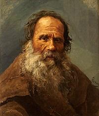 porträtt by nikolai y. rachkov