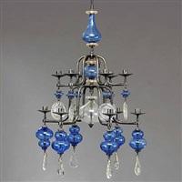 chandelier by erik höglund