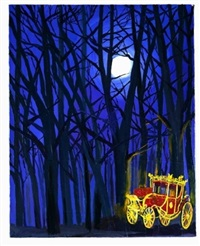 the royal little red riding hood by karen kilimnik