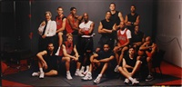 the chicago bulls by annie leibovitz
