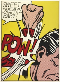 sweet dreams baby! (from 11 pop artists, volume iii) by roy lichtenstein