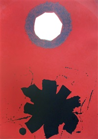 beacon by adolph gottlieb