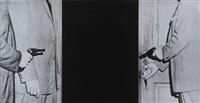 large door by john baldessari