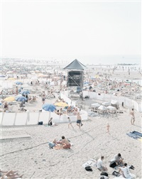 knokke beach by massimo vitali