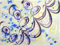 miles of smiles by kenny scharf