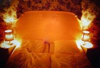 honeymoon suite, nürnberger eck, berlin, by nan goldin