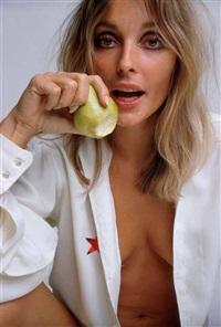 sharon tate: pear by william (bill) helburn
