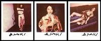 kaori (triptych + limited edition artist book