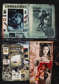 cassis and beyond, diary by peter beard