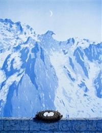 le domaine d'arnheim by rené magritte