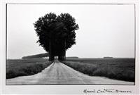 en brie by henri cartier-bresson