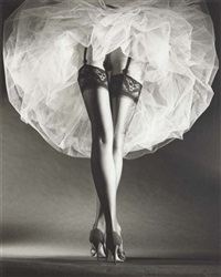round the clock i, new york by horst p. horst