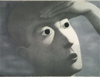 untitled (boy) by zhang xiaogang