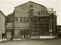 industrial facades, steubenville, west virginia, usa by bernd and hilla becher