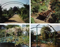 giverny (4 works) by stephen shore