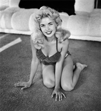 jayne mansfield by frank worth
