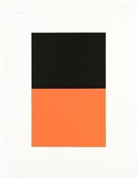 untitled (from prints for phoenix house) by ellsworth kelly
