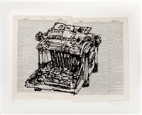 universal archive: ref. 61 by william kentridge